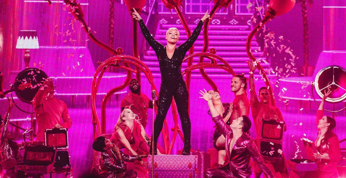 Pink Konzert 2021 In Deutschland