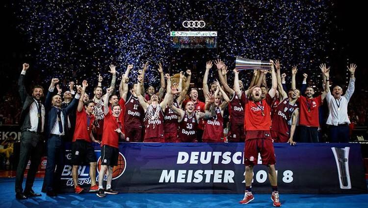 Basketball Fc Bayern